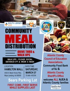 ACCEA Free Meal Distribution