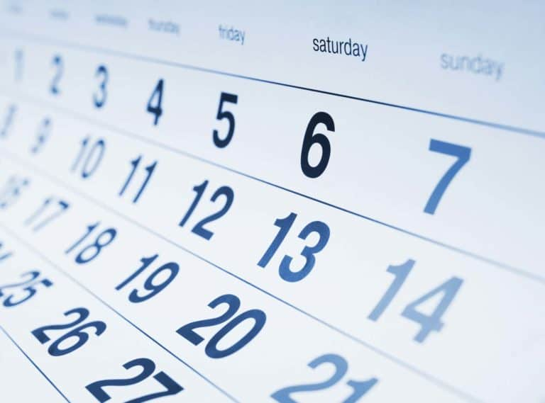Read more about the article 2021-22 ACEA Meeting Date Calendar